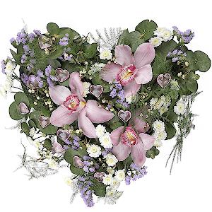 Цветы на 14 февраля - Единственной